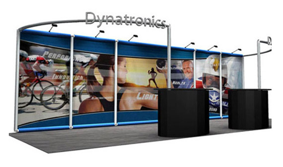 Utah Tradeshow Booth Design | Salt Lake City & Park City | KMN Design